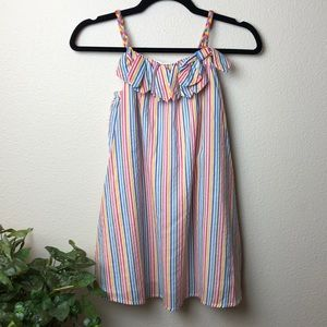 Isaac Mizrahi Dress Sundress Girls Size 7